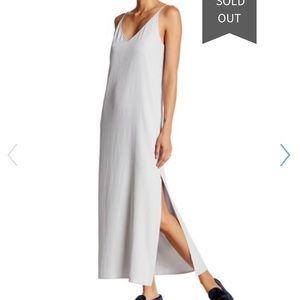 Equipment Raquel Slip Silk Maxi Dress
